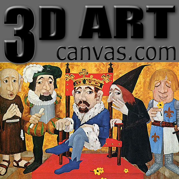 3D Art for Sale by Scott Mendell