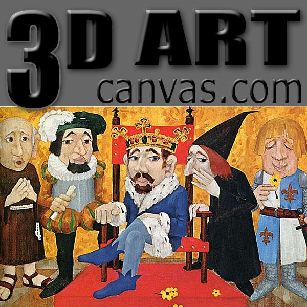 3D Art for Sale by Scott Mendell